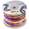 Rattail Cord 1mm Rainbow